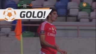 GOLO! SL Benfica, Gonçalo Guedes aos 42', CD Tondela 0-3 SL Benfica