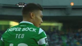 Sporting CP, Jogada, T. Gutiérrez aos 52'