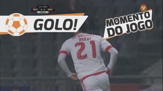GOLO! SL Benfica, Stanislav Kritsyuk (p.b.) aos 3', SC Braga 0-1 SL Benfica