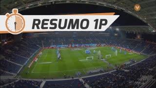 Resultado ao Intervalo – FC Porto 1-1 P. Ferreira