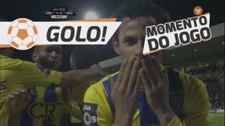 GOLO! U. Madeira, Danilo Dias aos 69', U. Madeira 1-0 Sporting CP