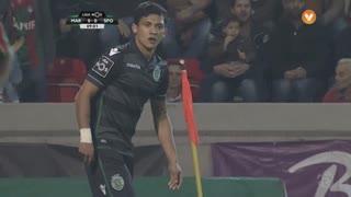 Sporting CP, Jogada, Montero aos 9'