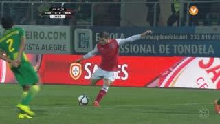 SC Braga, Jogada, Joan Román aos 35'