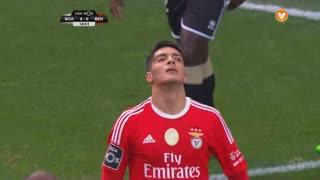 SL Benfica, Jogada, R. Jiménez aos 15'