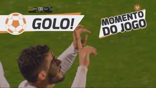 GOLO! Vitória SC, Ricardo Valente aos 90', FC P.Ferreira 0-1 Vitória SC