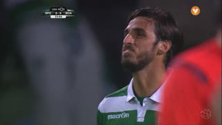 Sporting CP, Jogada, B. Ruiz aos 32'