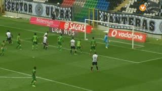 Boavista FC, Jogada, R. Gabriel aos 9'