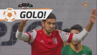 GOLO! SC Braga, Hassan aos 17', SC Braga 2-0 Rio Ave FC
