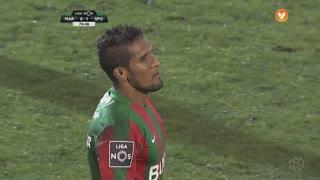 Marítimo M., Jogada, Dyego Sousa aos 76'