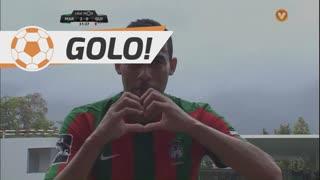 GOLO! Marítimo M., Fransérgio aos 31', Marítimo M. 2-0 Vitória SC