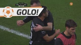 GOLO! A. Académica, Rafa aos 8', Sporting CP 0-1 A. Académica