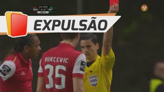 SC Braga, Expulsão, Vukcevic aos 87'