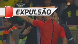 FC Porto, Expulsão, Lopetegui aos 34'