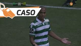 Sporting CP, Caso, João Mário aos 11'