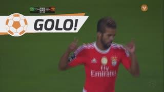 GOLO! SL Benfica, M. Carcela aos 82', CD Tondela 0-4 SL Benfica