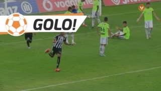 GOLO! CD Nacional, Rui Correia aos 46', CD Nacional 1-1 Vitória FC