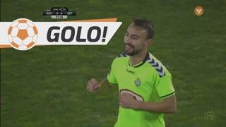 GOLO! Vitória FC, André Claro aos 8', Vitória SC 0-1 Vitória FC