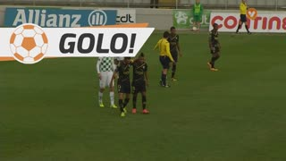 GOLO! CD Tondela, Rafael Martins (p.b.) aos 60', Moreirense FC 1-2 CD Tondela