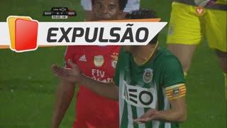 Rio Ave FC, Expulsão, André Vilas Boas aos 90'+4'