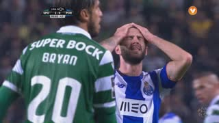 FC Porto, Jogada, M. Layún aos 90'+3'