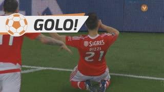 GOLO! SL Benfica, Pizzi aos 40', SL Benfica 3-0 SC Braga