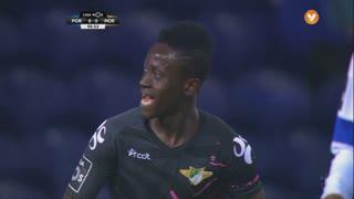 Moreirense FC, Jogada, E. Boateng aos 6'