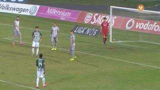 Vitória FC, Jogada, André Claro aos 17'