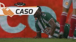 Vitória FC, Caso, Arnold aos 71'