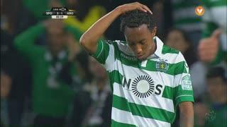 Sporting CP, Jogada, Gelson Martins aos 80'