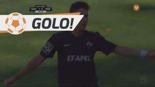 GOLO! A. Académica, Pedro Nuno aos 25', A. Académica 1-0 FC Porto