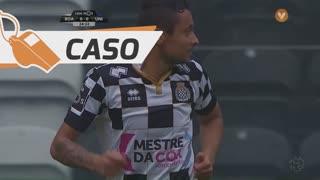 Boavista FC, Caso, Correia aos 25'