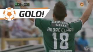 GOLO! Vitória FC, André Claro aos 17', Vitória FC 1-0 Boavista FC