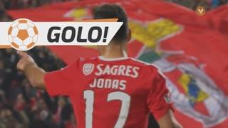 GOLO! SL Benfica, Jonas aos 69', SL Benfica 2-0 A. Académica