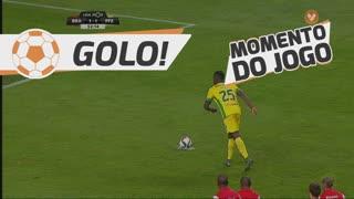 GOLO! FC P.Ferreira, Pelé aos 52', SC Braga 1-1 FC P.Ferreira