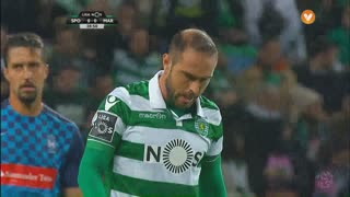 Sporting CP, Jogada, Bruno César aos 29'