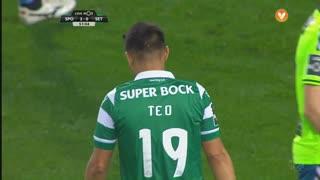 Sporting CP, Jogada, T. Gutiérrez aos 51'
