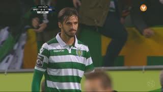 Sporting CP, Jogada, B. Ruiz aos 38'