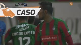 Marítimo M., Caso, Dyego Sousa aos 37'