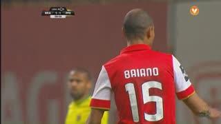 SC Braga, Jogada, Baiano aos 59'