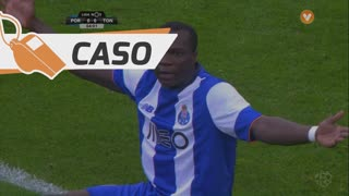 FC Porto, Caso, Aboubakar aos 4'