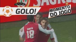 GOLO! SC Braga, N. Stojiljković aos 78', CD Tondela 0-1 SC Braga