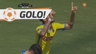 GOLO! FC Arouca, Jubal aos 6', Marítimo M. 0-1 FC Arouca