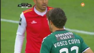 Vitória FC, Jogada, Vasco Costa aos 11'
