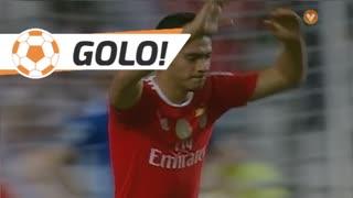 GOLO! SL Benfica, R. Jiménez aos 75', SL Benfica 1-1 Moreirense FC