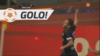 GOLO! A. Académica, Marinho aos 52', A. Académica 2-0 Vitória SC