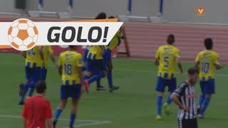 GOLO! U. Madeira, Toni Silva aos 34', U. Madeira 2-0 CD Nacional