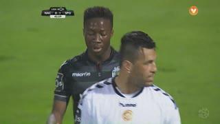 Sporting CP, Jogada, Carlos Mané aos 43'