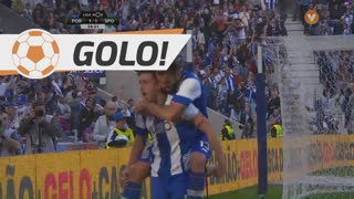 GOLO! FC Porto, Herrera aos 35', FC Porto 1-1 Sporting CP