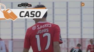 SL Benfica, Caso, Jonas aos 16'