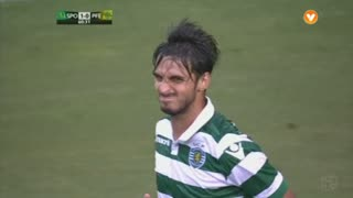 Sporting CP, Jogada, B. Ruiz aos 60'